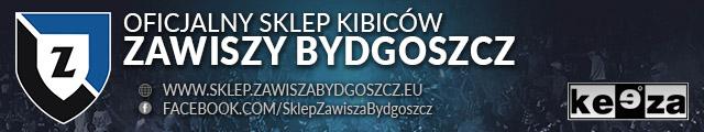 Sklep Kibiców Zawiszy Bydgoszcz