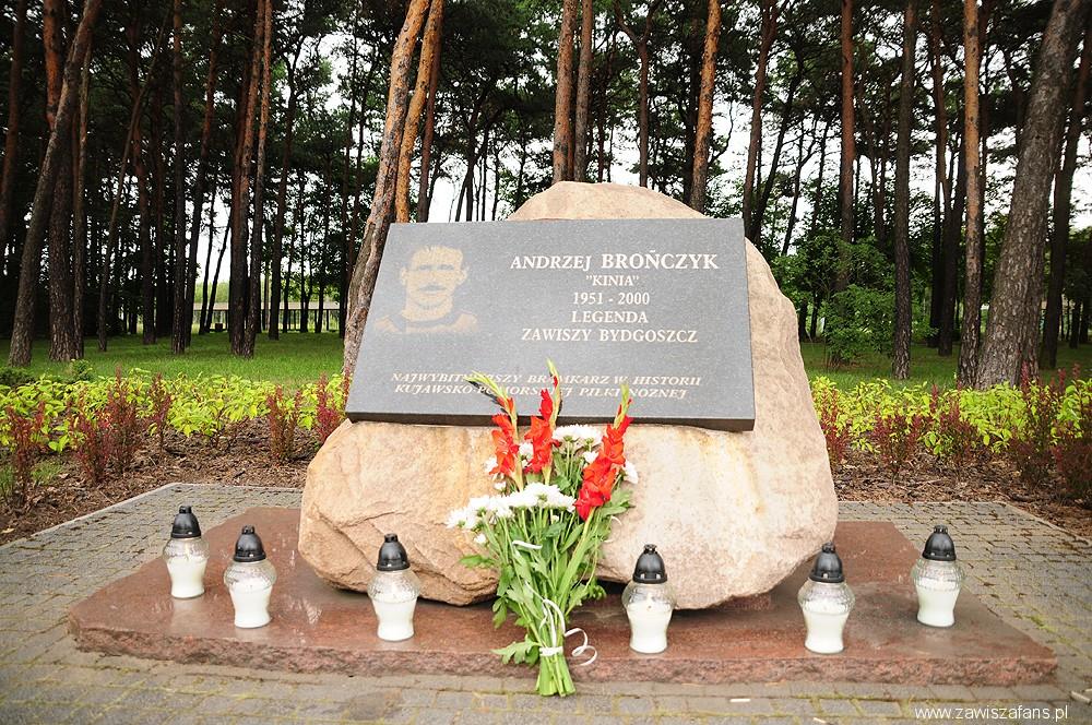 Odwiedzamy skwer im.A. Brończyka przed sezonem 2012/2013 (2)