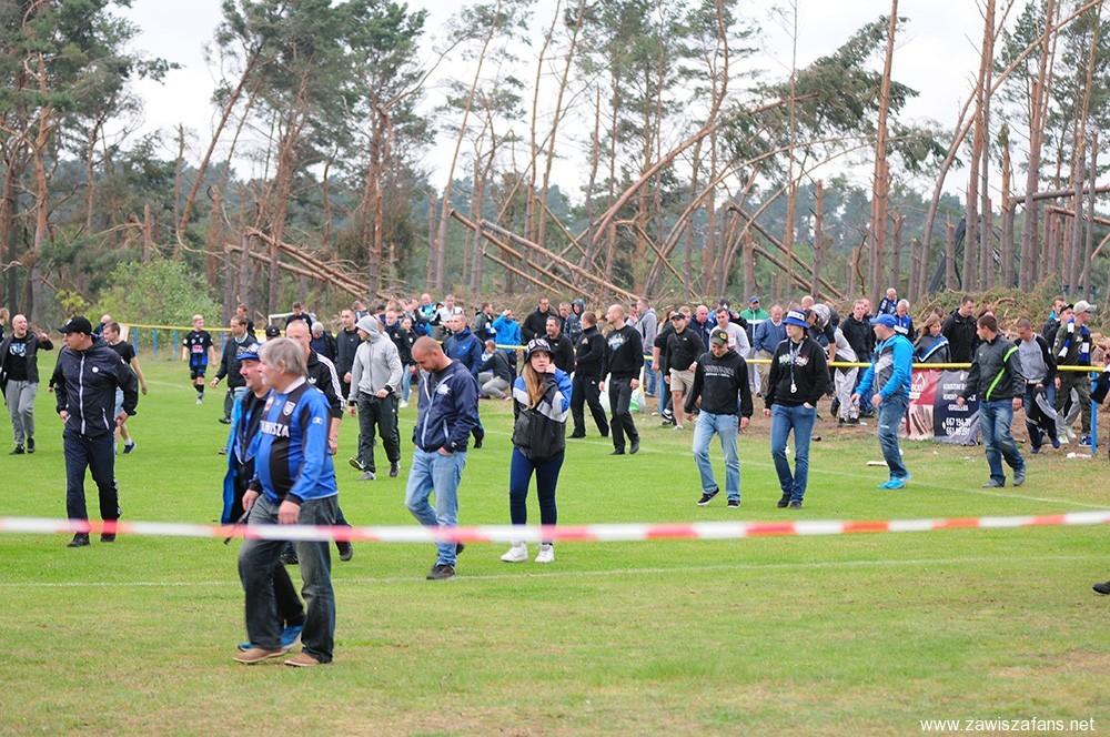 Rywas Raciąż - Zawisza Bydgoszcz 1:0 (20)