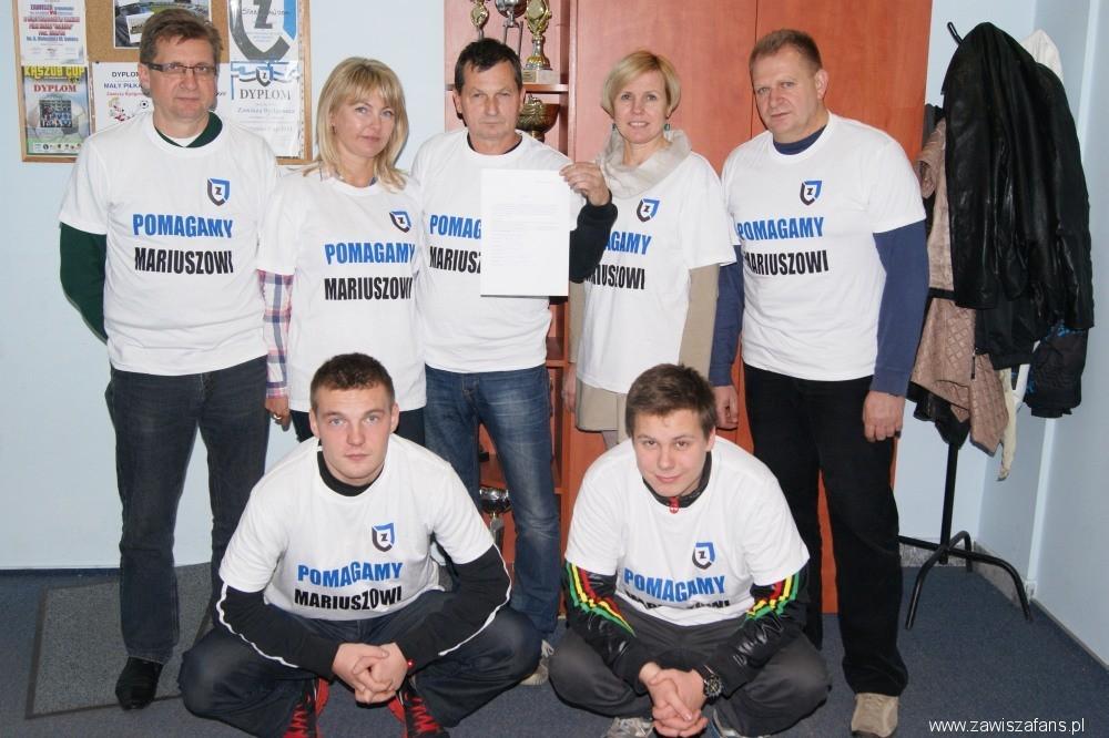 Zbiórka pieniędzy na pomoc dla Mariusza Walenciaka (5)